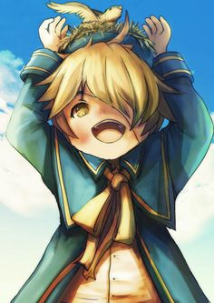 oliver vocaloid | Vocaloid Oliver And James Oliver