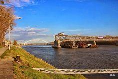 Starý most demontáž