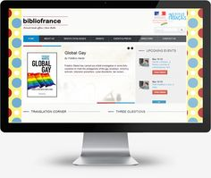 Bibliofrance is online presence of the Book Library of Institut français India