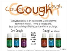 control both dry and wet coughs naturally with #essentialoils Contact Barb Hicks YL#1346214 to order https://www.youngliving.org/barbhicks