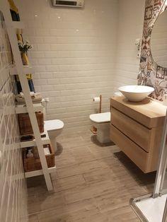 Baño combinado azulejo metro e hidráulico