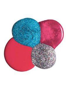 Glitter Nail Polish DIY