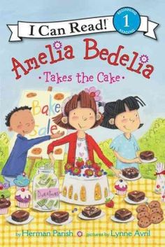 Amelia Bedelia Takes the Cake - Peabody Main