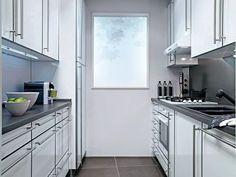 Cuisine ouverte, petite cuisine, cuisine fermée : 3 façons d'aménager sa cuisine - CôtéMaison.fr