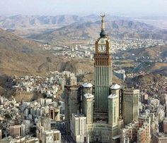 Cityscape of Mecca, Saudi Arabia. Mecca, also transliterated as Makkah, is a city in the Hejaz and the capital of Makkah Province in Saudi Arabia. The city is located 70 km inland from Jeddah in a narrow valley at a height of 277 m above sea level.