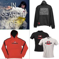 """❗️ISO❗️ Black ATA Strong Taekwondo Hoodie Hi there! Seen any black martial arts/taekwondo """"ATA Strong"""" hoodies by chance? I would definitely love to have one for practice, spirit, and motivation. Preference: size Adult Small or Medium, or Youth Large/XL. Found something or have a piece to sell that is """"New"""" or in """"Like New"""" condition? Please toss me a tag! Thanks! Champion Tops Sweatshirts & Hoodies"""