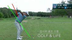 [Golf Swing] 김시우 선수 173야드 아이언 스윙/Si Woo Kim golf swing