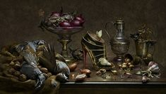 In 2009/2010 ~ Still Life with Christian Louboutin:  Pictures are taken by Peter Lippmann.
