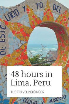 Most people skip Lima to go to Machu Picchu. Check out this guide on what to do in 48 hours in Lima, and why you shouldn't necessarily skip this capital city. Bolivia, Peru Vacation, Peru Trip, Peru Travel, South America Travel, Machu Picchu, Central America, Travel Around The World, Trip Advisor