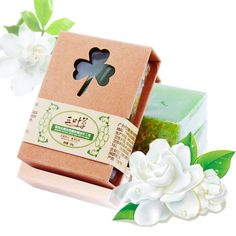 100g Best Selling Soap Natural Jasmine Handmade Soap