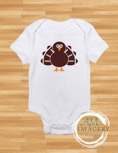 Check out this item in my Etsy shop https://www.etsy.com/listing/247199047/football-turkey-baby-onesie