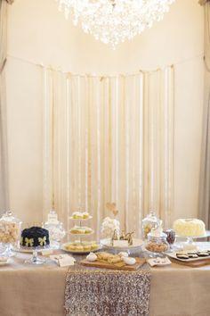 MissMrs, mucho más que una boda: Tu boda dorada para las fechas navideñas