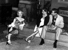 Marilyn Monroe in Niagara (1953).