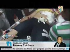 Hombre disparó indiscriminadamente en El Seibo contra un grupo de personas #Telenoticias #Video - Cachicha.com