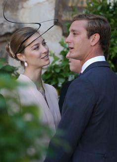 Pierre Casiraghi y Beatrice Borromeo, eligiendo escenarios para una boda de ensueño #realeza