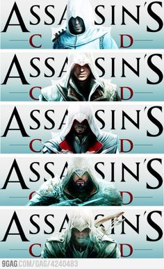 Assassin's Creed.