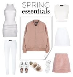 """""""Untitled #29"""" by laugarcini on Polyvore featuring Dolce&Gabbana, DRKSHDW, BCBGMAXAZRIA, Acne Studios and Alexander Wang"""