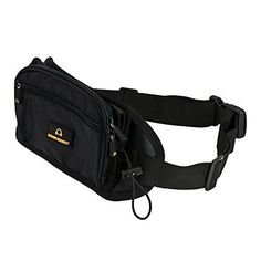 C$0.00 (100% Off) on LootHoot.com - Running Belt with Water Bottle Holder and Dual Cell Phone and Accessories pockets. Lightweight, Comfortable and Water Resistant Running, Cycling and Workout Waist Pack Holds 32 oz Bottle by Gear Beast