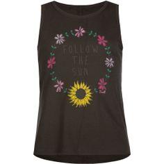 O'NEILL Flower Chain Girls Tank #tillys #oneill #girls