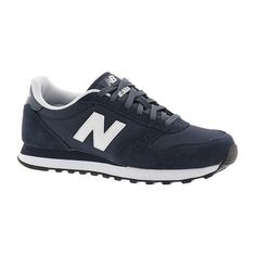 New Balance 311 ($65) ❤ liked on Polyvore featuring shoes, athletic shoes, navy, new balance, athletic running shoes, wide running shoes, navy shoes and cross trainer shoes
