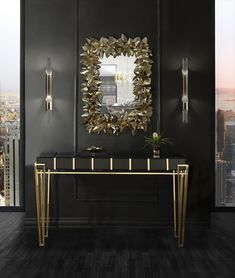 Luxury Furniture for your home decor, with the best interior design ideas. Hope you like our selection of furniture design! Luxury Furniture, Furniture Design, Modern Furniture, Design Hall, Contemporary Design, Modern Design, Modern Console Tables, Best Interior, Entryway Decor