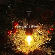 268.84$  Watch now - http://alin6p.worldwells.pw/go.php?t=32373084612 - 4X 48Ft(14.8M) Outdoor Vintage String Light with15 Incandescent 5W E27 Clear Bulbs Black plug-in Cord Globe light String Set 268.84$