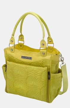 Petunia Pickle Bottom City Carryall Baby Nappy Bag - Union Square Stop Yellow Embossed Fabric, Baby Mine, Baby Baby, Petunia Pickle Bottom, Wipes Case, Carry All Bag, Cotton Bag, Cloth Diapers, Baby Gear