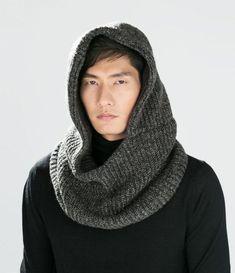 modelos de bufandas de lana para hombre , Buscar con Google