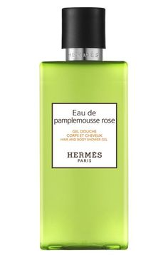 Hermès Eau de Pamplemousse Rose - Hair and body shower gel available at #Nordstrom