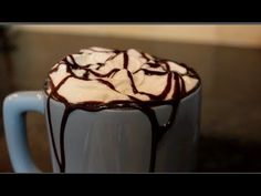Best Nutella Hot Chocolate Recipe - YouTube