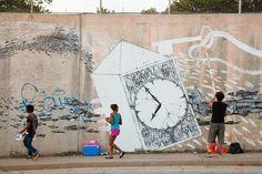 Roti - Living Walls Concepts mural series