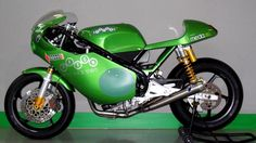 The Conti shod Paton S1 Strada as used by Olie Linsdell to take 6th place in the Isle of Man Lightweight TT in 2014.
