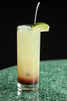 NYT Cooking: Sasha Petraske's ginger ale base at Drinkshop calls for lime juice instead of lemon. It is an ingredient in the slyly named Presbyterian, which includes bourbon or rum blended with ale and club soda, and topped with a twist of lemon.