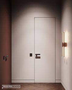New Bedroom Design, Home Room Design, Dining Room Design, House Design, Hall Design, Door Design, Hotel Lobby Design, Flush Doors, Accent Wall Bedroom