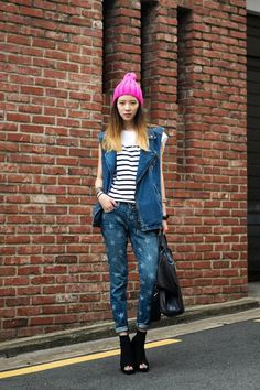 Irene Kim - Street Style