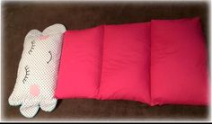 Awesome pillow bed.. Fold up,