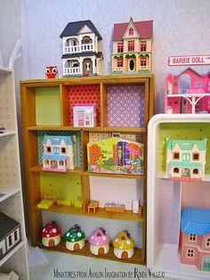 Miniature Dollhouse Shop