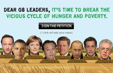 Tell our G8 leaders that it's time to break the vicious cycle of hunger and poverty. Sign our petition now. http://act.one.org/act/thrive/?source=pinterest