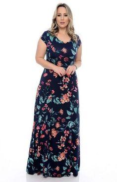 Vestido Plus Size Longo size kleid nähen Qual a melhor opção de vestido Plus Size Longo size kleid nähen size kleid nähen Maxi Outfits, Curvy Outfits, Grad Dresses, Casual Dresses, Fashion Dresses, Plus Size Long Dresses, Vestidos Plus Size, Mode Hijab, Occasion Dresses
