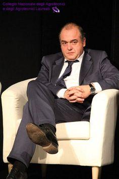 Il Presidente dell'ADEPP (Cassa di previdenza) Andrea Camporese.