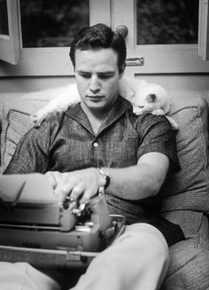 Marlon Brando from the Getty Images Archive