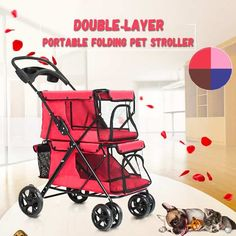 7 Stylish Dog Carriers For Puppies- Puppieslove.net Dog Stroller, Baby Strollers, Nappy Backpack, Nappy Changing Bags, Heat Resistant Glass, Double Deck, Friendly Plastic, Buy Pets, Dog Carrier