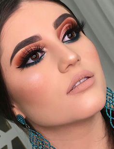Magical make-up tips for the perfect make-up – Halloween make up ideas … – ma… Magische Make-up-Tipps für das perfekte Make-up – Halloween-Make-up-Ideen … – Make-up-Hochzeit – Glam Makeup, Makeup Inspo, Makeup Inspiration, Hair Makeup, Eye Makeup Remover, Eyeshadow Makeup, Makeup Brushes, Make Up Looks, Makeup For White Dress