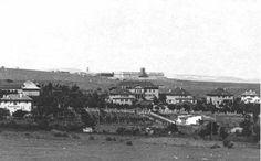 1930 lar - Kavaklıdere, ortada Alman Büyükelçiliği
