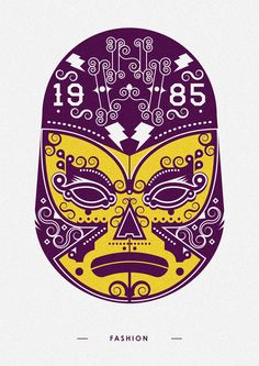 Creative Illustration, Mask, and Letterpress image ideas & inspiration on Designspiration Art Hub, Creative Colour, Creative Illustration, Letterpress Printing, Graphic Design Posters, Interesting Faces, Cool Posters, Creative Inspiration, Design Inspiration