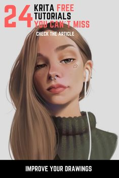 In this article, you will find a compilation of 24 different tutorials that we really think you should try out to help you master using Krita for your works. Digital Painting Tutorials, Digital Art Tutorial, Photoshop For Photographers, Photoshop Photography, Photoshop Design, Photoshop Tutorial, Photoshop Actions, Digital Art Software, Drawing Software