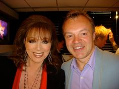 With Graham Norton about to do his show