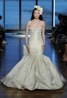 ***LOVE THIS DRESS!!!*** Ines Di Santo Spring/Summer 2015 | MCV Photo | The Knot Blog
