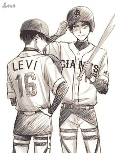 Eren Jeäger x Corporal Levi Rivaille Ackerman It's so cute I couldn't help myself but post