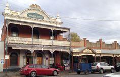 Maldon [rps] Melbourne Victoria, Victoria Australia, Maldon Victoria, Ancestry, Old Town, Countryside, History, Architecture, City